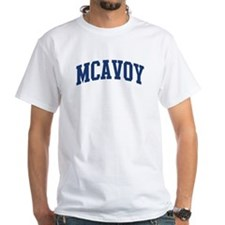 MCAVOY design (blue) Shirt