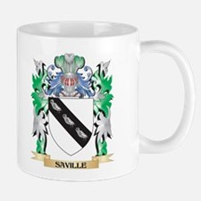 Saville Coat of Arms - Family Crest Mugs