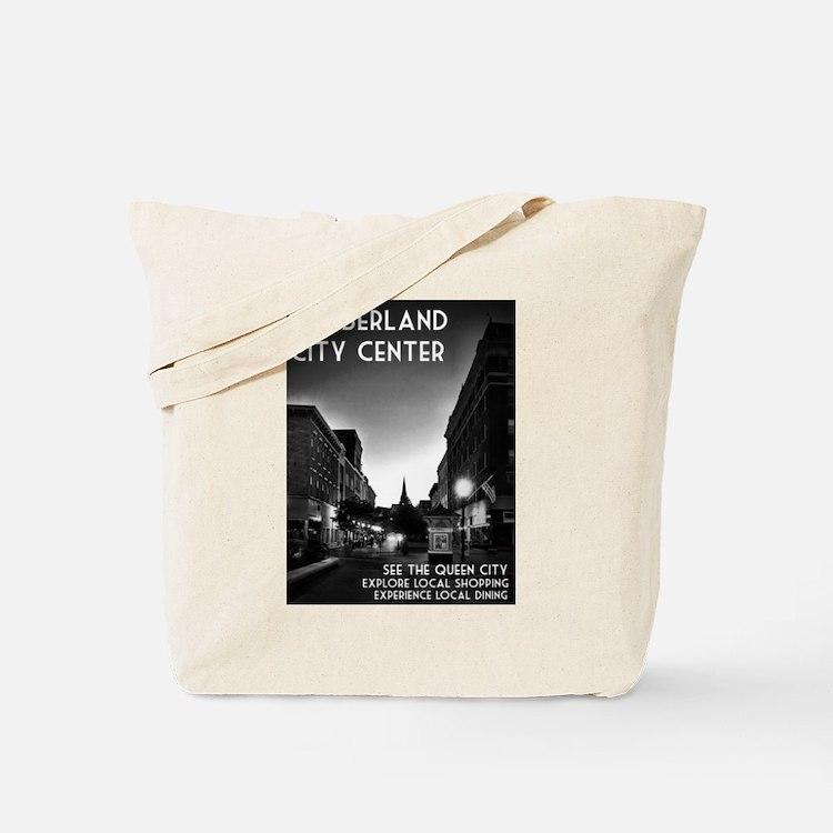 Cumberland CC- Queen City Tote Bag