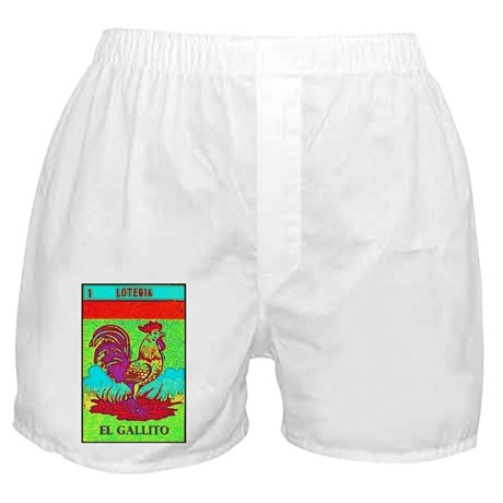 Loteria Rooster 2 Boxer Shorts