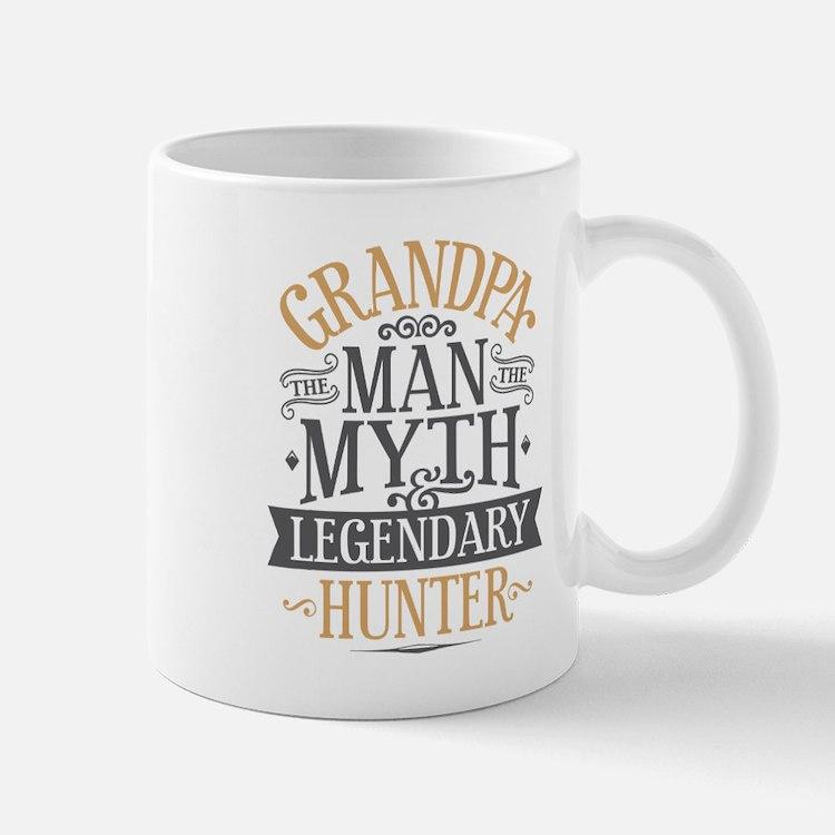 Grandpa Hunter Mug