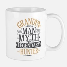 Grandpa Hunter Small Mugs