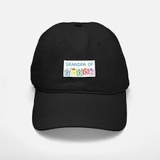 Grandpa of Twins Baseball Hat
