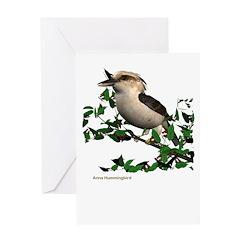 Kuckaburra Greeting Card