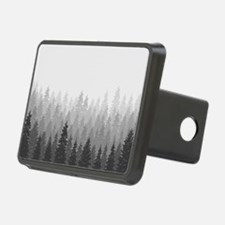 Gray Forest Hitch Cover