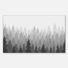 Gray Forest Decal