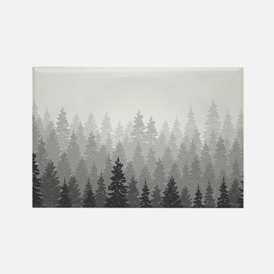 Gray Forest Magnets