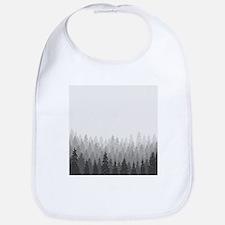 Gray Forest Bib