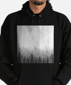 Gray Forest Hoody