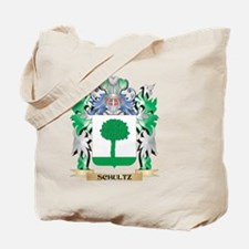 Schultz Coat of Arms - Family Crest Tote Bag