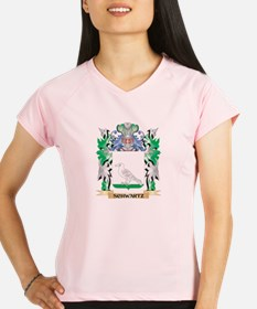 Schwartz Coat of Arms - Fa Performance Dry T-Shirt