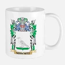 Schwartz Coat of Arms - Family Crest Mugs