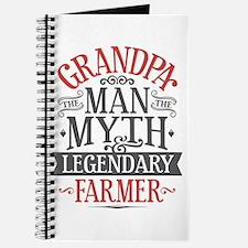 Grandpa Farmer Journal
