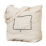 Portland Regular Canvas Tote Bag