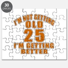 25 I Am Getting Better Puzzle
