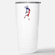 Kokopelli Man Jams Travel Mug