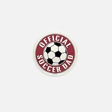 Soccer Dad - Mini Button