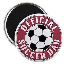 Soccer Dad - Magnet
