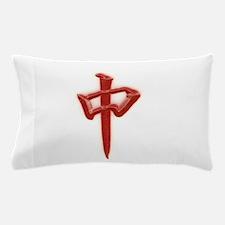 red zhong.png Pillow Case