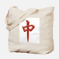 red zhong.png Tote Bag