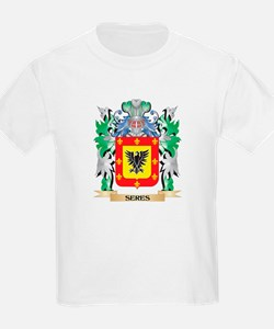 Seres Coat of Arms - Family Crest T-Shirt