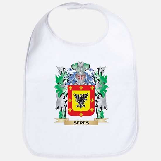 Seres Coat of Arms - Family Crest Bib