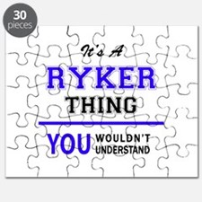 It's RYKER thing, you wouldn't understand Puzzle
