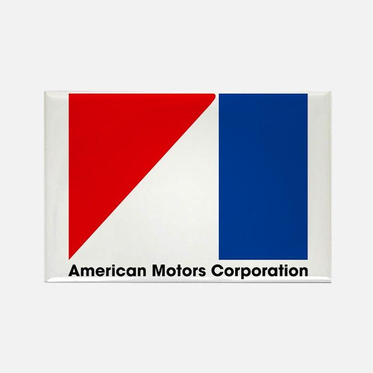 AMC Flag Rectangle Magnet