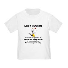 save a cigarette T