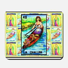 La Chalupa & Guadalupe Mousepad