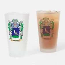 Sheehan Coat of Arms - Family Crest Drinking Glass