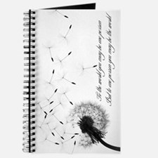 Dandelion Inspiration Journal