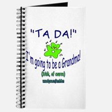 TA DA IRISH GRANDMA TO BE Journal