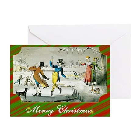 Jane Austen Christmas Greeting Cards (Pk of 10)