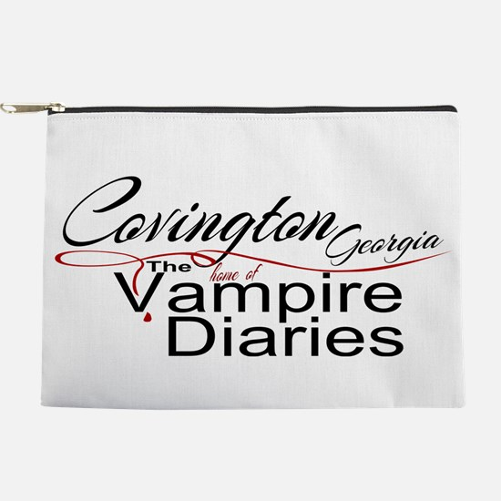 The Vampire Diaries Covington Georgia Makeup Bag