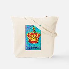 La Corona & Fleur de Lis Tote Bag