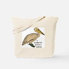 Pelican Fun Tote Bag