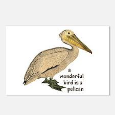 Pelican Fun Postcards (Package of 8)