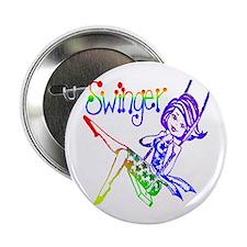 "GLBT / LGBT Swinger 2.25"" Button (100 pack)"