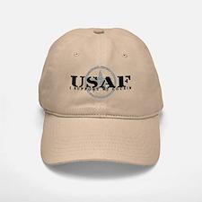 I Support My Cousin - Air Force Baseball Baseball Cap