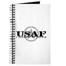 I Support My Cousin - Air Force Journal