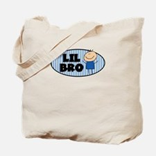 LIL BRO/Little Brother Tote Bag