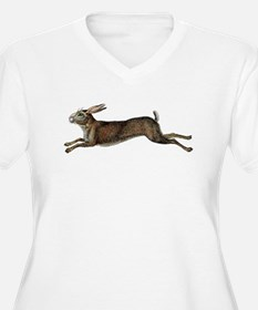 Hare Plus Size T-Shirt