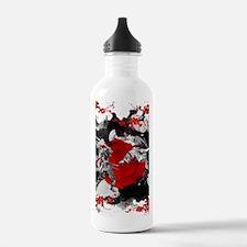 Unique Samurai Water Bottle