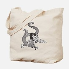 Cute Drago Tote Bag