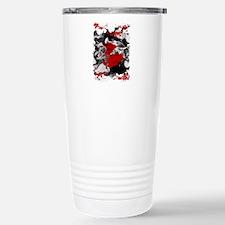 Samurai Fighting Travel Mug