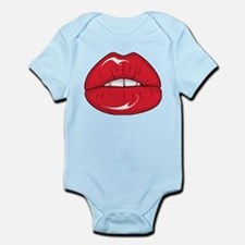 lips Body Suit