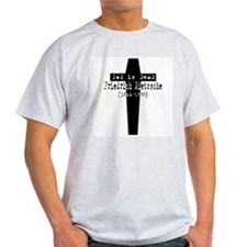 God is Dead -  Ash Grey T-Shirt