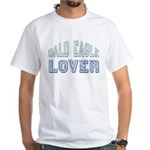 Bald Eagle Lover Bird Love White T-Shirt