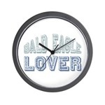 Bald Eagle Lover Bird Love Wall Clock